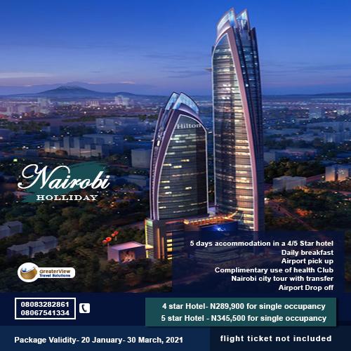 Nairobi Holiday