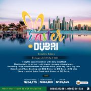 Easter in Dubai